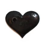 Heart-shaped Custom Glass Clip